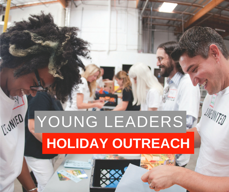 Volunteer Outreach hosted by Young Leaders