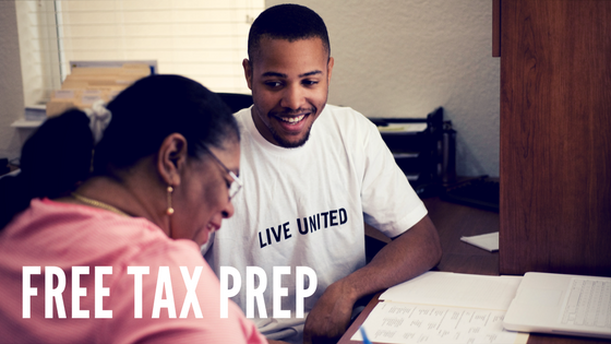 Free Tax Prep | United Way of Greater Greensboro