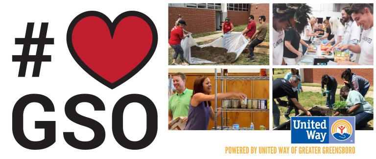 #loveGSO | United Way of Greater Greensboro