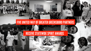 United Way Spirit of NC | United Way of Greater Greensboro