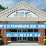 Open Funding | United Way of Greater Greensboro